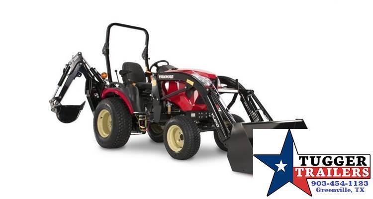 2018 Yanmar USA SA 324 TLB Tractor