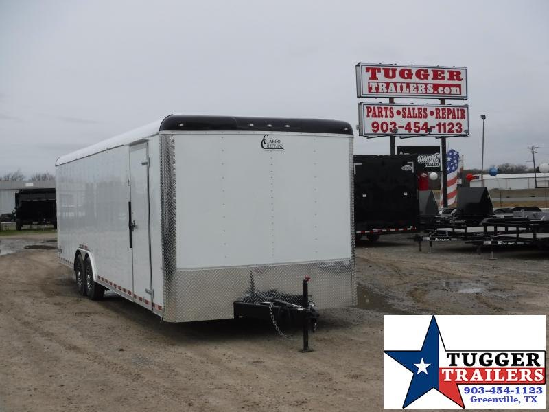 2019 Cargo Craft Trailers 8.5x24 Enclosed Cargo Trailer
