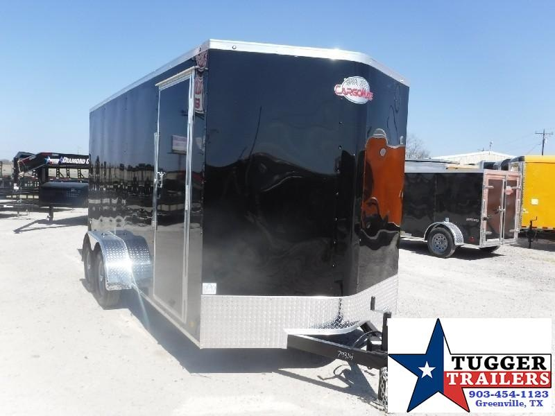 2018 Cargo Mate 7x16 LE Enclosed Cargo Trailer