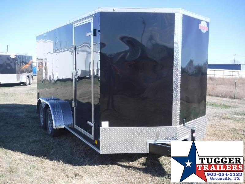 2017 Cargo Mate 7 x 16 E- Series Enclosed Cargo Trailer