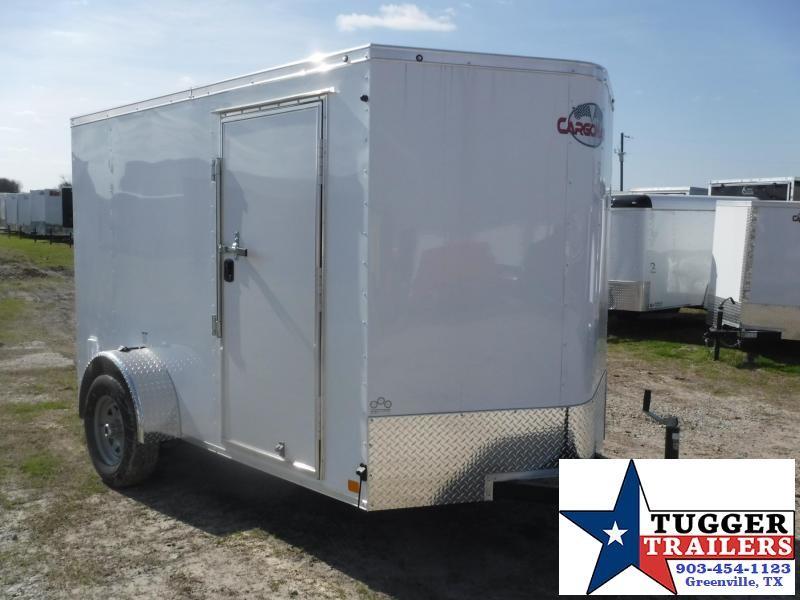 2018 Cargo Mate 6x10 TX LE Enclosed Cargo Trailer