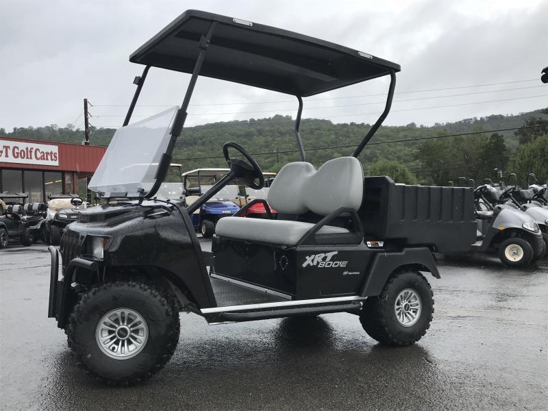 2018 Club Car XRT 800 Electric Utility Golf Cart