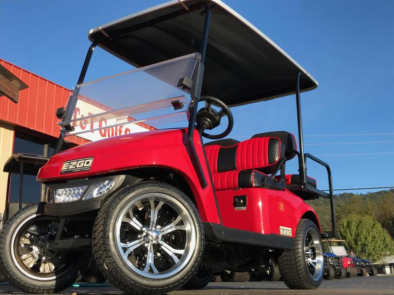2018 E-Z-GO TXT GAS Golf Cart