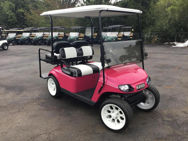 2011 E-Z-Go TXT Electric Golf Cart