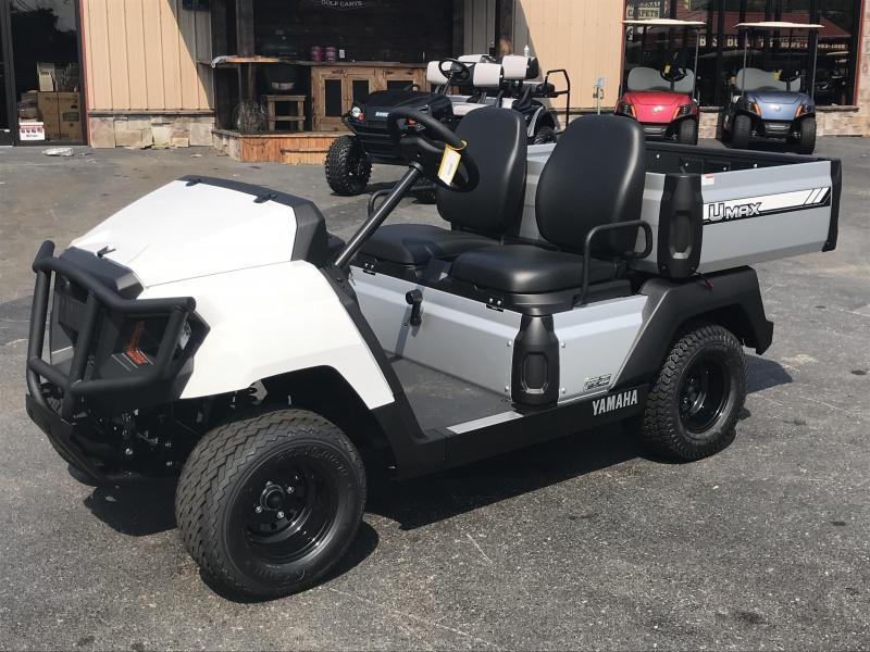 2019 Yamaha Umax One Utility Cart