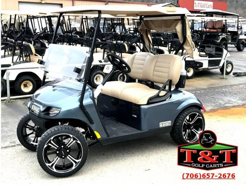 2017 E-Z-GO FREEDOM TXT ELECTRIC Golf Cart