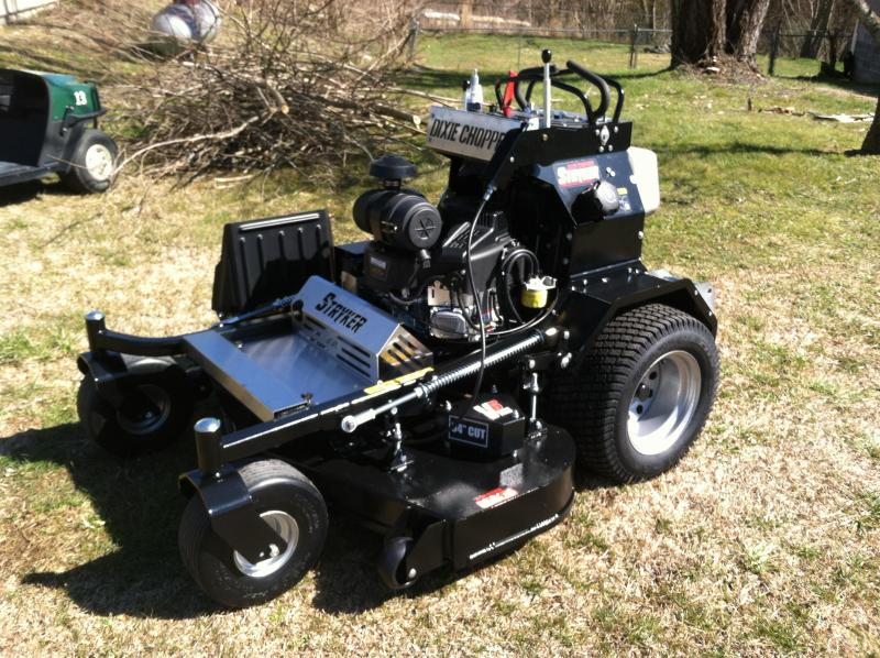 2016 Dixie Chopper Stryker 2654BR Lawn Mower