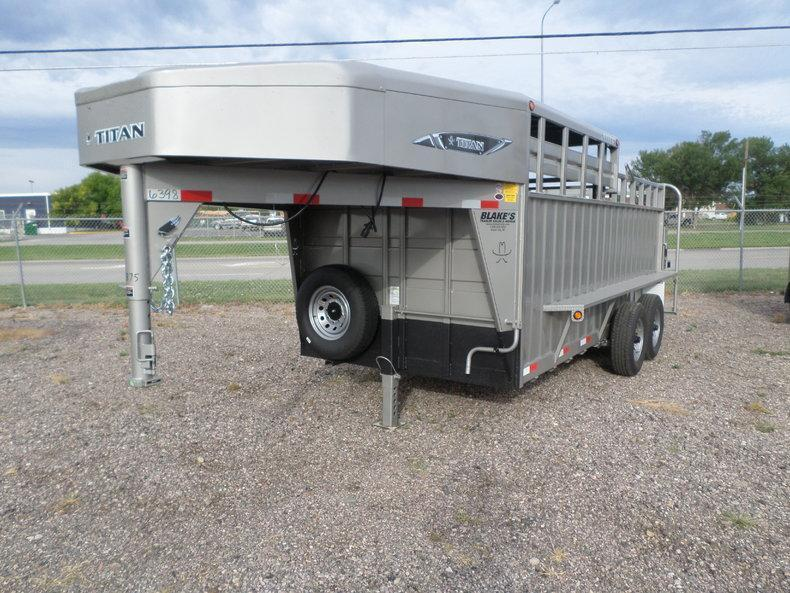 2017 Titan Trailers Stock 6
