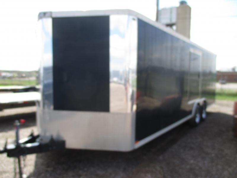 2001 DCT Cargo Enclosed Cargo Trailer