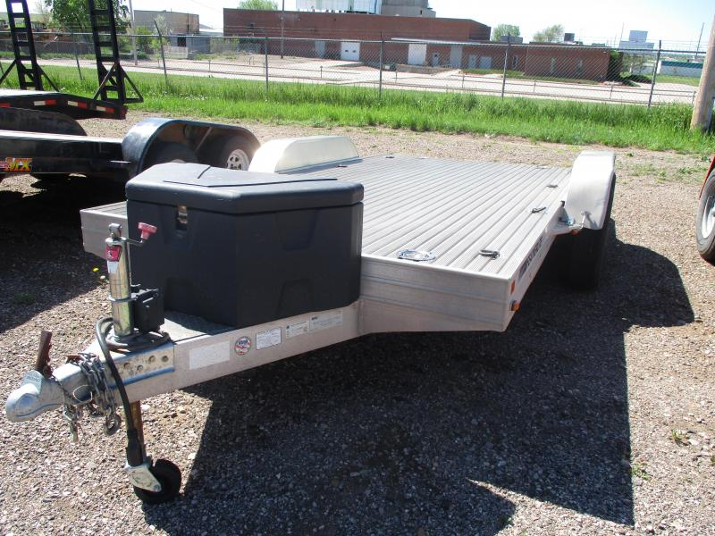 2008 Featherlite Utility Trailer 82 X 14