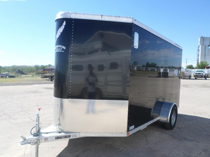 2014 Featherlite Cargo Enclosed Cargo Trailer