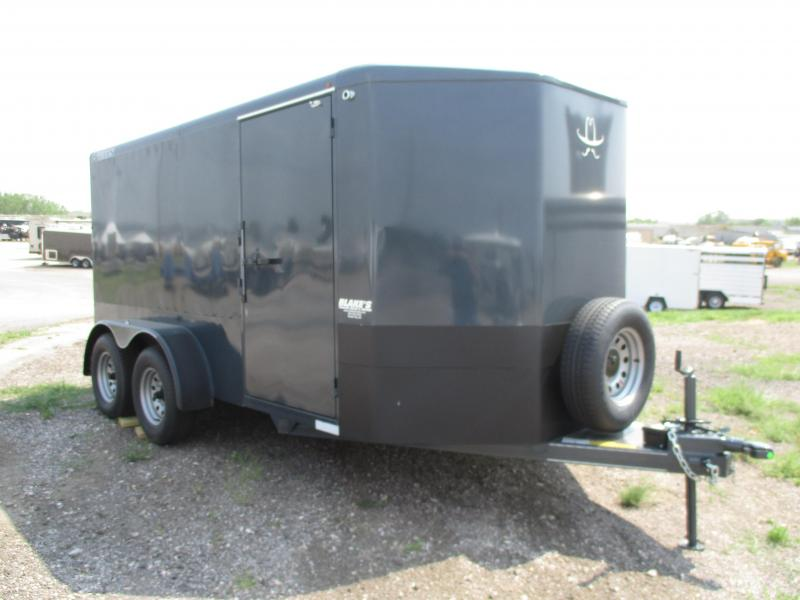 2018 Titan Trailers Cargo Enclosed Cargo Trailer 6'8 X 14