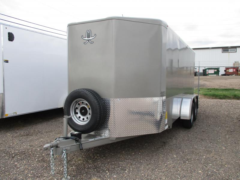 2019 Titan Trailers Cargo Enclosed Cargo Trailer