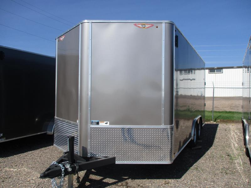 2019 H and H Trailer Cargo Enclosed Cargo Trailer