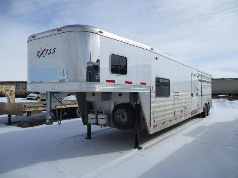 2015 Exiss Trailers Stock Combo Livestock Trailer