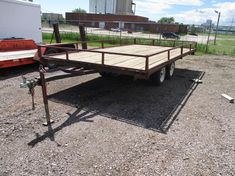 1985 Homemade Utility Utility Trailer