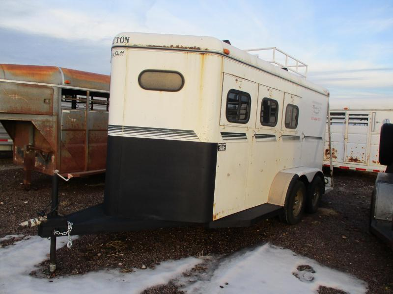 1997 Bruton Trailers Horse Trailer 6