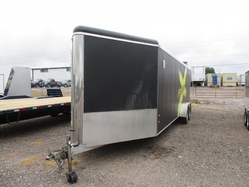 2017 American Hauler Industries Cargo Enclosed Cargo Trailer