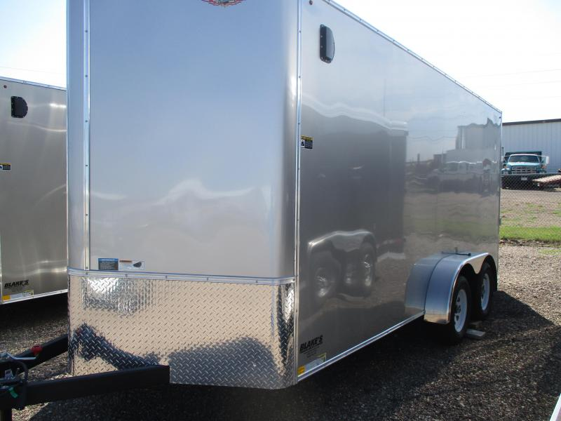 2020 H and H Trailer Cargo Enclosed Cargo Trailer