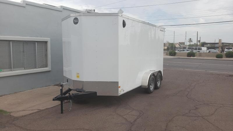 2020 Wells Cargo 14ft Fast Trac Enclosed Cargo Trailer