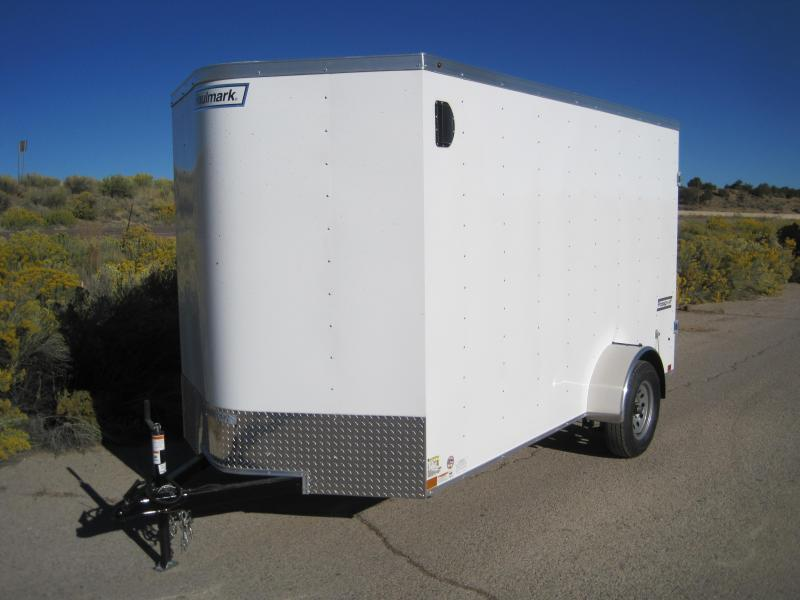 2020 Haulmark 6x12 Passport SA Enclosed Cargo Trailer