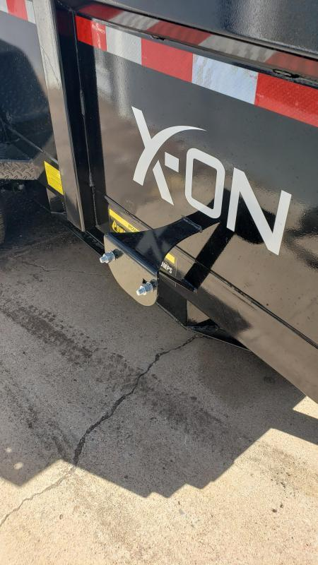 """2019 X-On I6-DT831427 Dump Trailer 83"""" x 14'"""