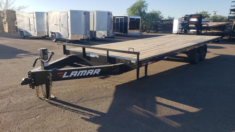 2020 Lamar Medium Deck-Over (F8)  GVWR 14000# GVWR Flatbed Trailer- ** Cash Discounts***  See below