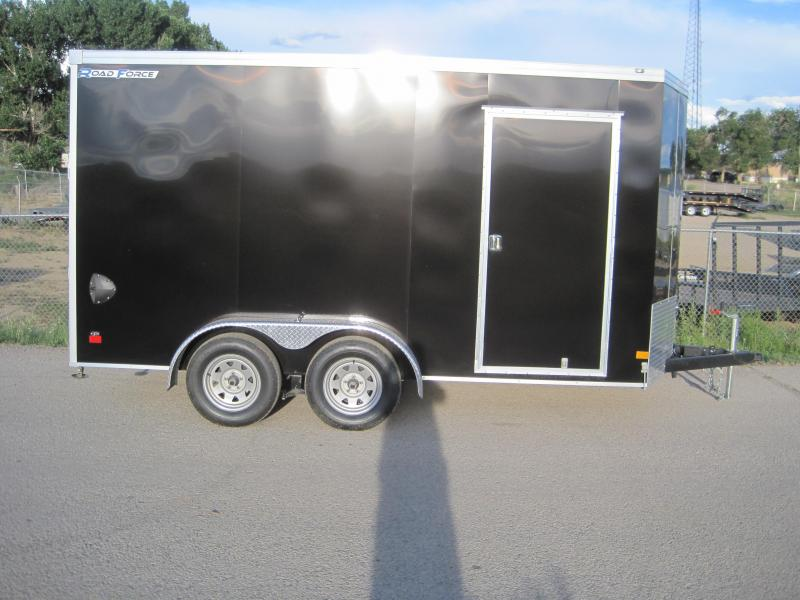 2019 Wells Cargo 7x14ft Road Force Enclosed Cargo Trailer