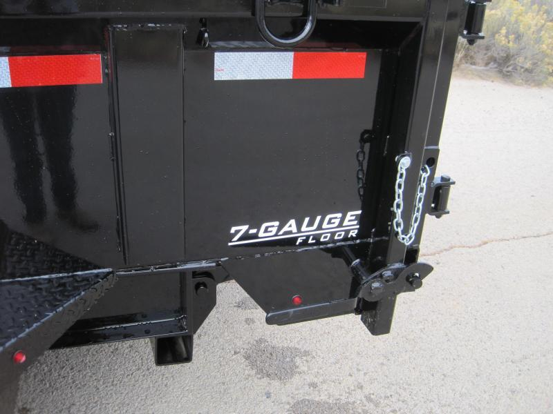 Lamar Dump Trailers- On Sale Now!- Free Delivery- High Desert Trailers