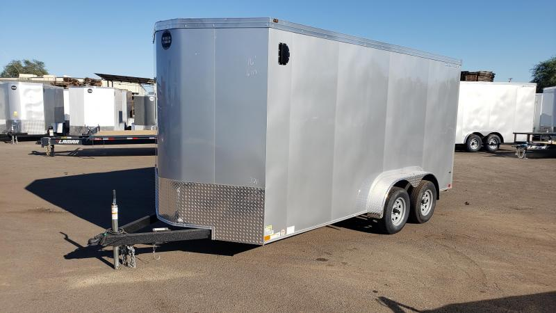2020 Wells Cargo 7x16ft Road Force Enclosed Cargo Trailer