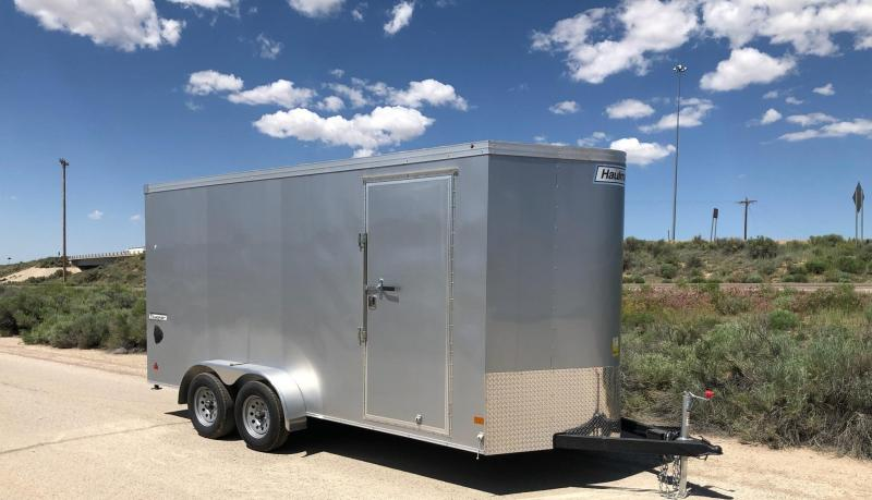 2019 Haulmark 7x16ft Transport Enclosed Cargo Trailer