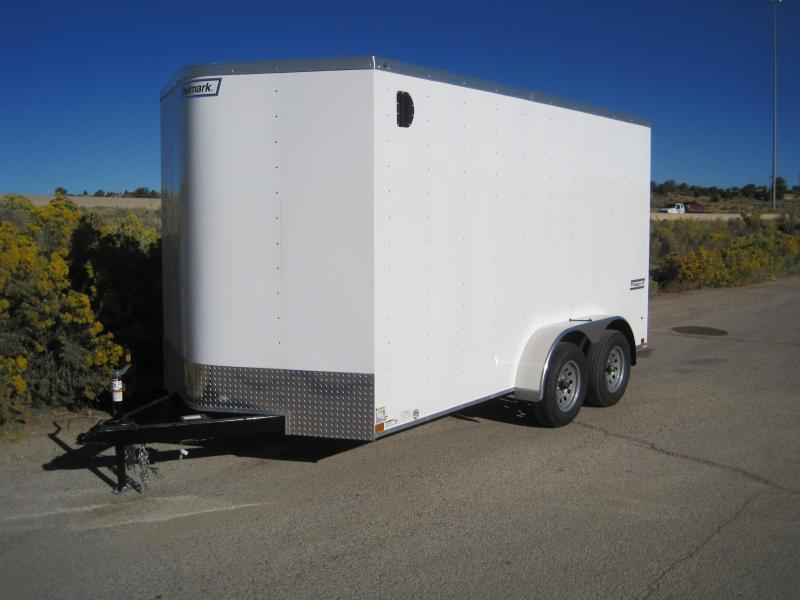2020 Haulmark 7x14ft passport Enclosed Cargo Trailer