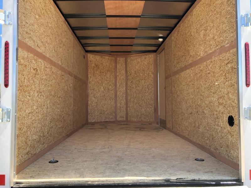 2020 Haulmark 7x14ft passport Enclosed Cargo Trailer