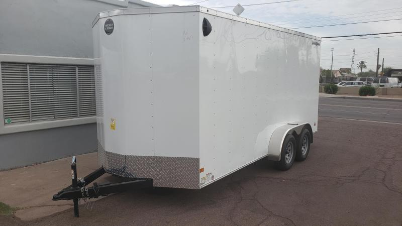 2020 Wells Cargo 16ft Fast Trac Enclosed Cargo Trailer