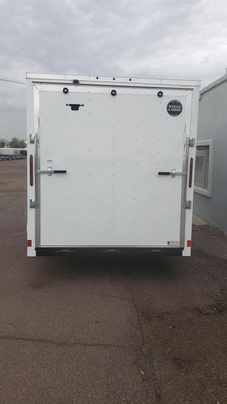 2020 Wells Cargo 16ft Fast Trac Enclosed Cargo Trailer