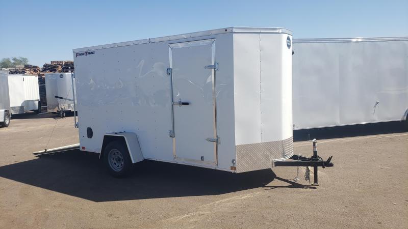 2020 Wells Cargo FT612S2 Enclosed Cargo Trailer