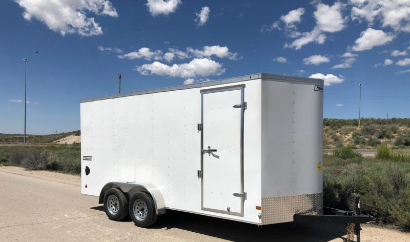 2019 Haulmark 7x16ft Passport Enclosed Cargo Trailer