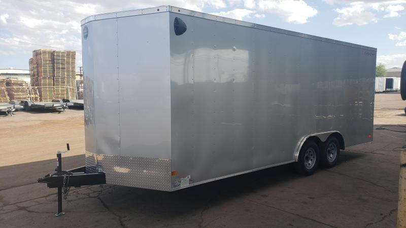 2020 Wells Cargo Fast Trac Enclosed Cargo Trailer