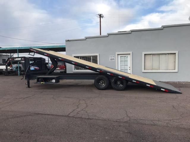 2020 Lamar Trailer 26' Full Tilt Deck- 14000# GVWR -Winch Plate