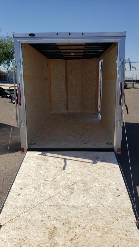2020 Wells Cargo FT612S2-D Enclosed Cargo Trailer
