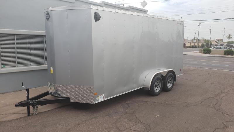2019 Wells Cargo 16ft Fast Trac Enclosed Cargo Trailer