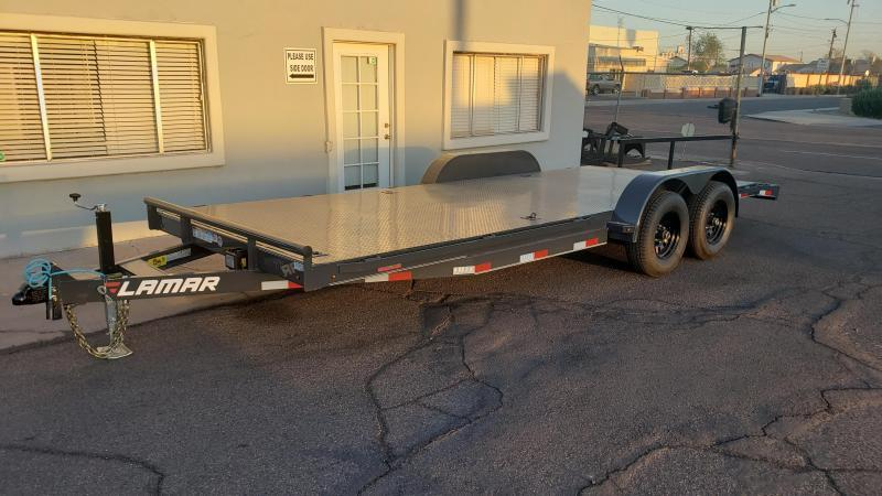2019 Lamar Trailers CC-5.2k-20' Car / Racing Trailer