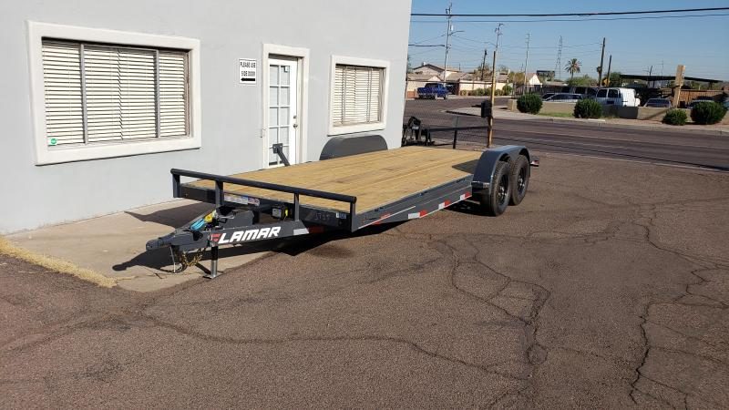 2019 Lamar Trailers CCW-5.2k-20 Car / Racing Trailer