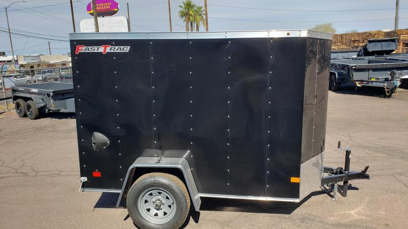 2019 Wells Cargo 5x8ft Fast Trac Enclosed Cargo Trailer