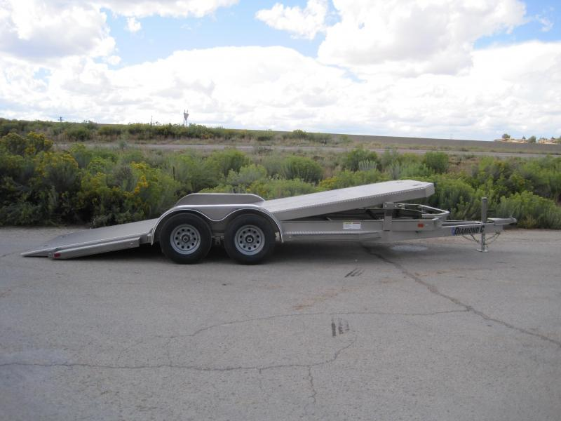 2019 Diamond C Trailers CHT-5.2kk-20 Car / Racing Trailer