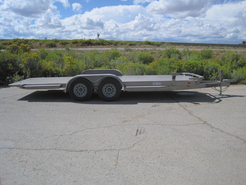 2019 Diamond C Trailers CHT-5.2kk-20 Car /  Open Car Trailers Tilt