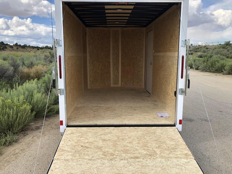 2019 Haulmark 7x12ft Transport Enclosed Cargo Trailer