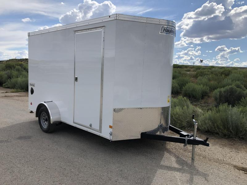 2019 Haulmark 7x12ft Transport Enclosed Cargo Trailer