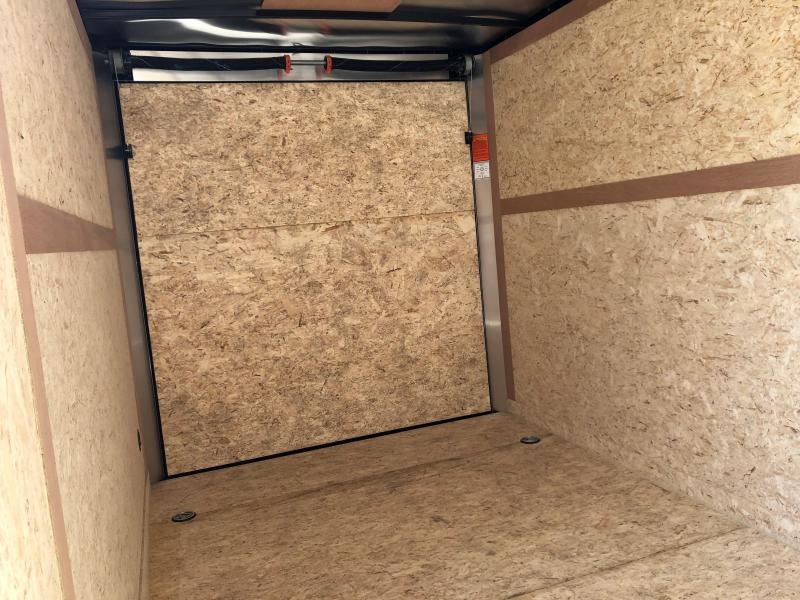 2019 Wells Cargo 14ft Fast Trac Enclosed Cargo Trailer