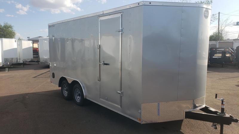2020 Wells Cargo FT8516T2-D Enclosed Cargo Trailer